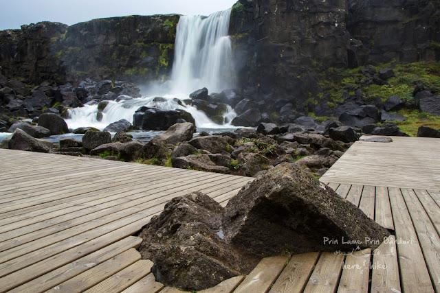 Iceland-Oxararfoss