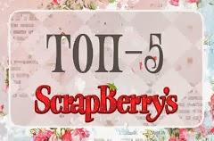 Топ-5 Scrapberry's