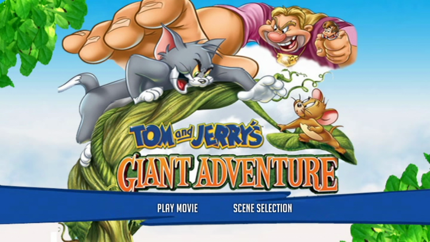 Tom and Jerry's Giant Adventure (2013) Full Movie
