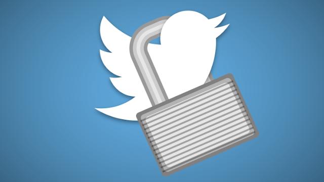 Twitter alerta os usuários sobre ataques patrocinados pelo Estado
