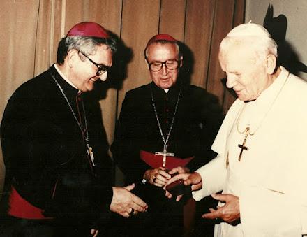 Visita al Papa Joan Pau II