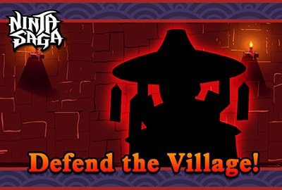 Ninja+Saga+Hack+Easter+Defend+the+Village+with+Fiddler