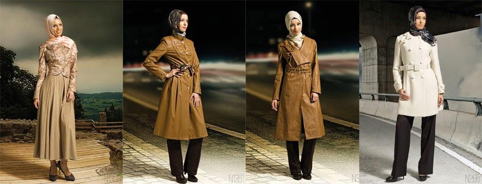 Trend Model Baju Kerja Wanita Muslimah