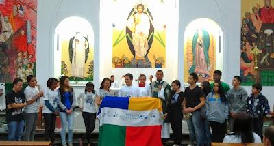 JM completa quatro anos na Paróquia Santa Rosa de Lima, em Guarulhos (SP)