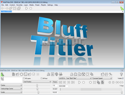 BluffTitler PRO Serial Number