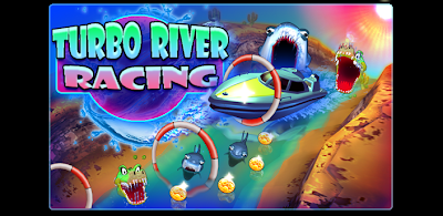 Turbo River Racing Free apk