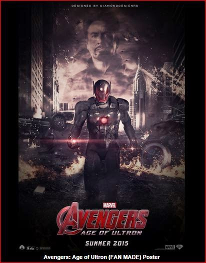 "Film "" Avengers: Age Of Ultron "" Menjadi Film Perpisahan Tim Superhero"