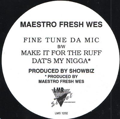 Maestro Fresh-Wes – Fine Tune Da Mic (VLS) (1993) (320 kbps)