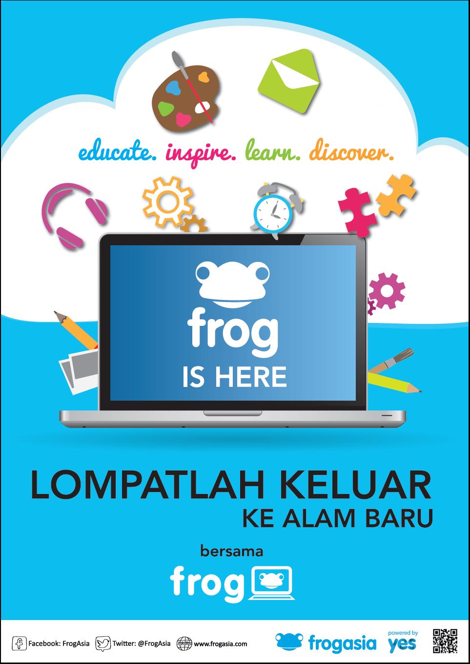 V Frog Kpm Blog Rasmi Sekolah Keb...