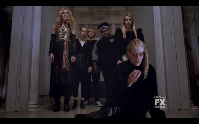 "American Horror Story Coven - Episode 3.12 – Go to Hell - Review : ""Not the Hell, but Your Hell"""