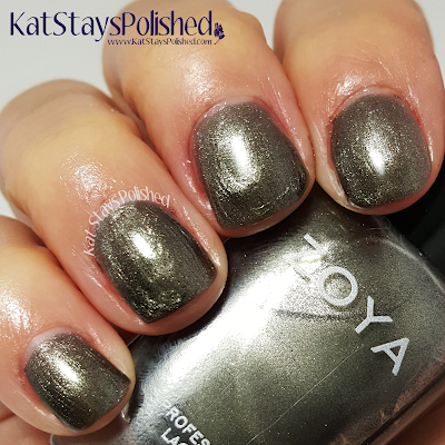 Zoya Flair 2015 - Tris | Kat Stays Polished