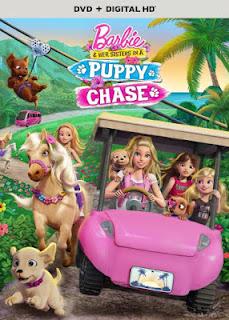 Barbie y sus hermanas: En busca de perritos en Español Latino