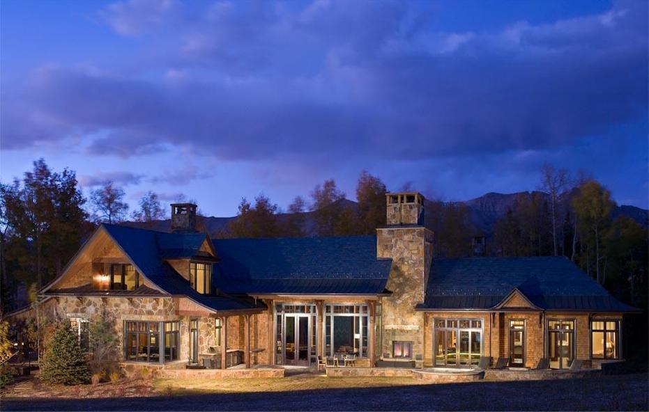 Hood Park Manor An Ultra Luxurious Telluride Vacation