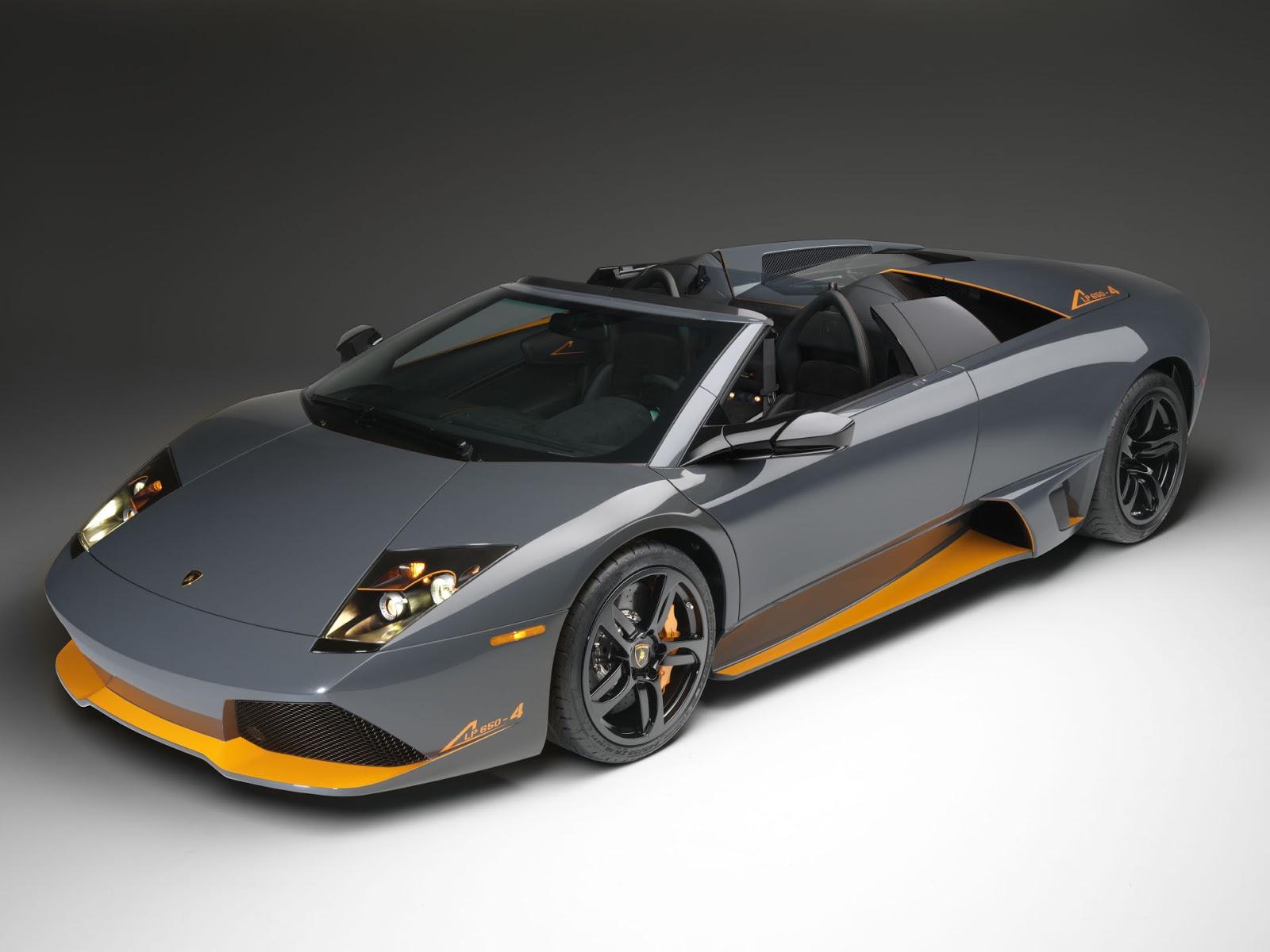 Luxury Lamborghini Cars Black Lamborghini Murcielago