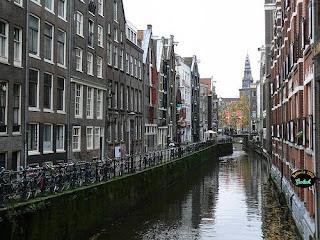 Amsterdam canali