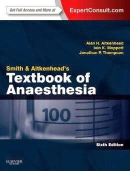Smith và Aitkenhead Giáo trình Gây mê 6e