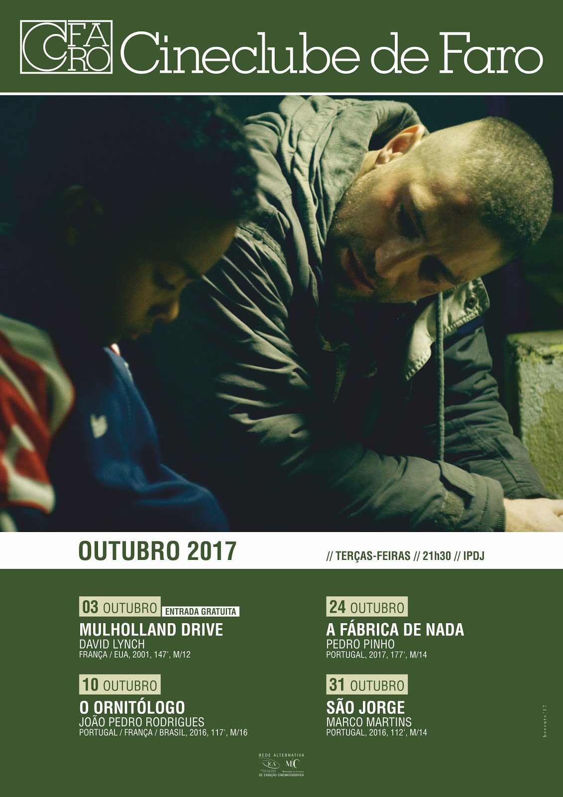 CICLO DO MÊS [out'17]