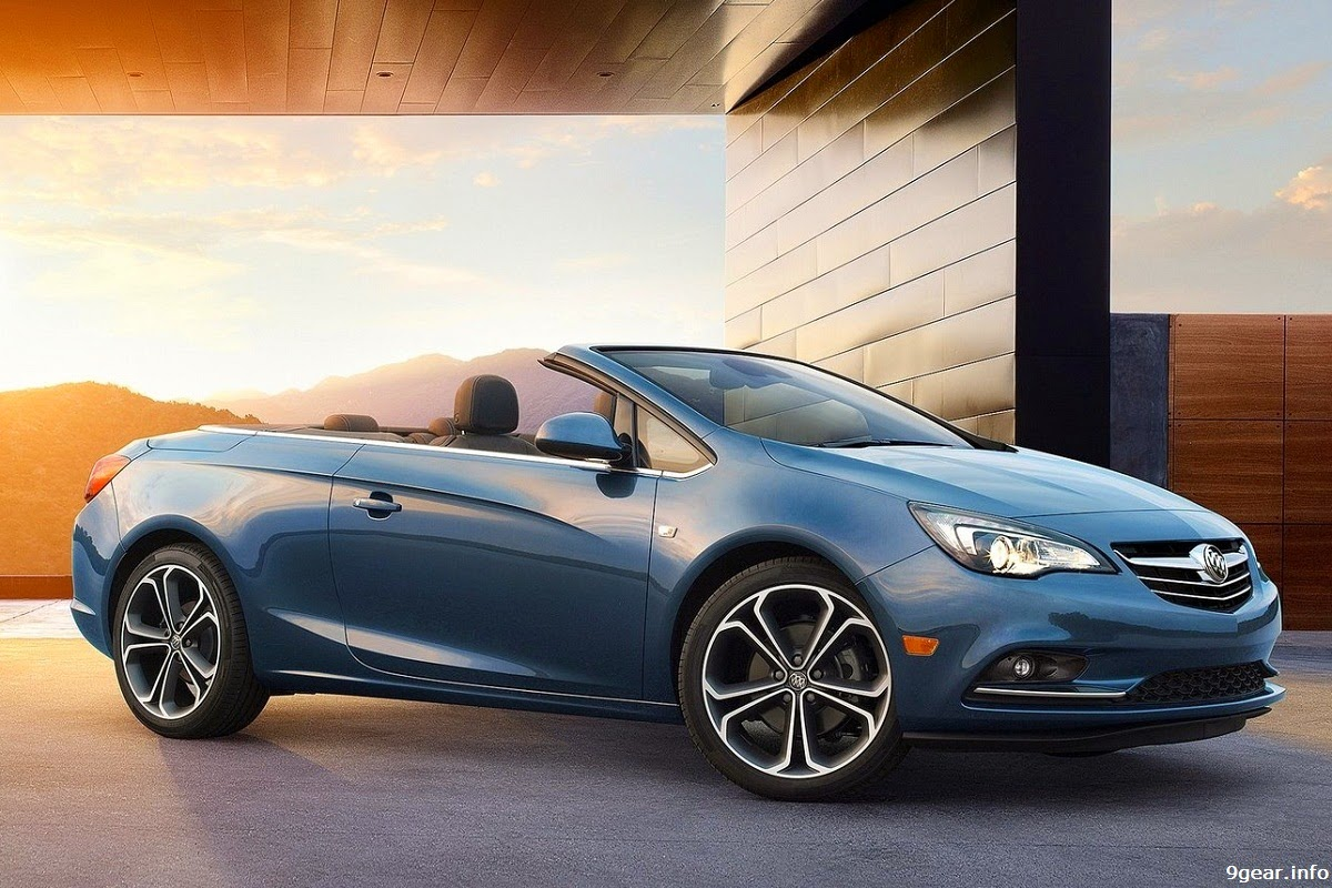 2016 buick cascada convertible finally revealed car reviews new car pictures for 2018 2019. Black Bedroom Furniture Sets. Home Design Ideas