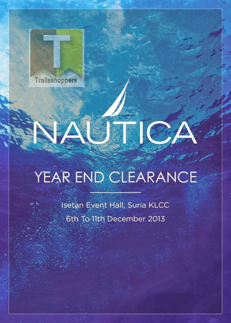 Nautica Year End Clearance 2013