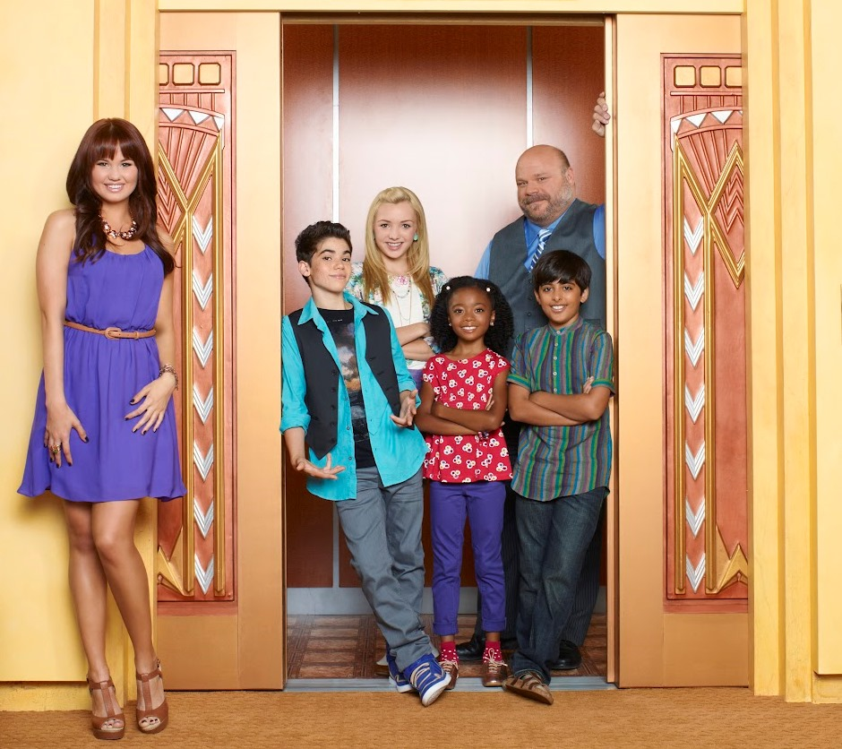 Jessie on The Disney Channel with Debby Ryan renewed for a third