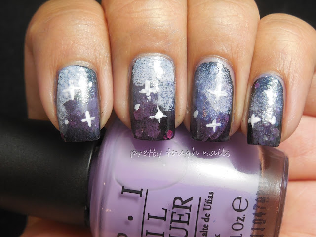 #31DC2013 Galaxy Nails