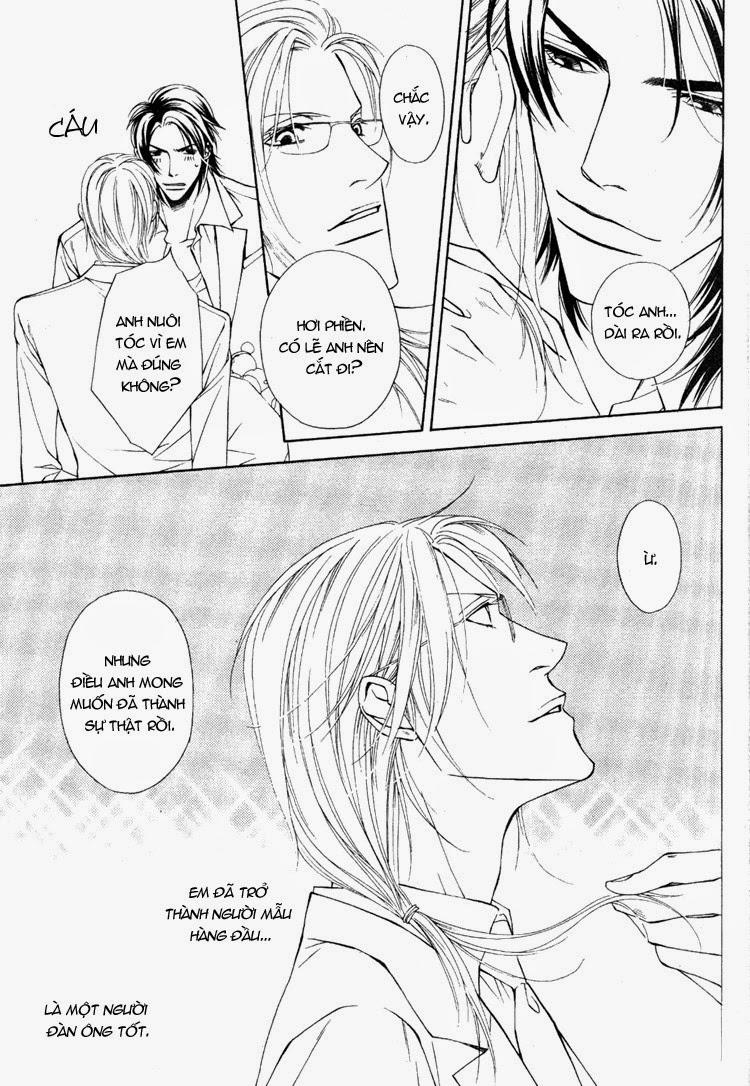 TruyenHay.Com - Ảnh 39 - Gokujou no Koibito Chương 20 - END