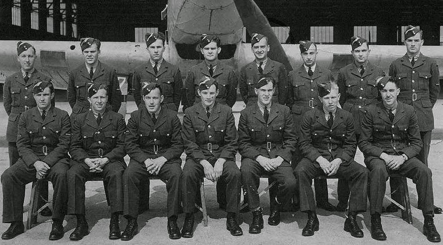 Course 32 Air Gunners: June 20, 1942