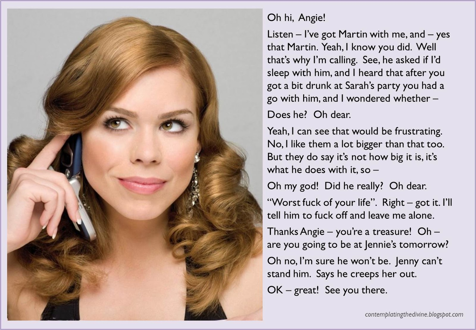 Billie Piper - oh yes!
