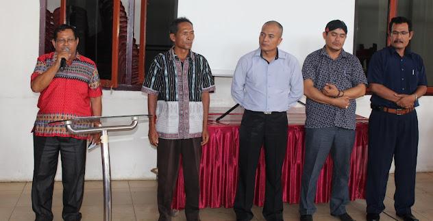 Pengurus PPTSB Cabang (Kabupaten) Provinsi Jambi