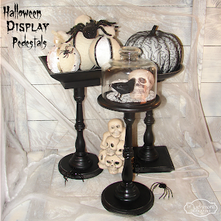 fall/halloween display ideas