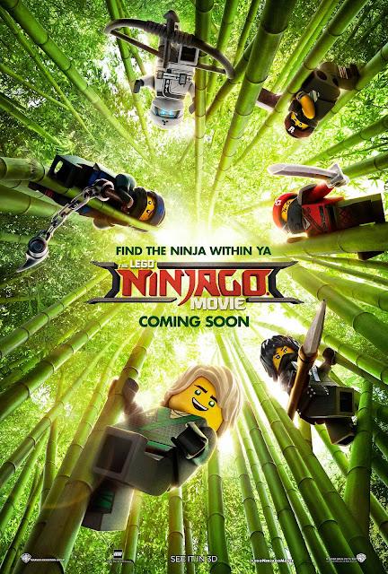 The LEGO Ninjago Movie (2017) ταινιες online seires xrysoi greek subs