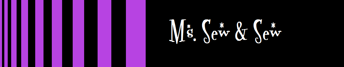 Ms. Sew & Sew