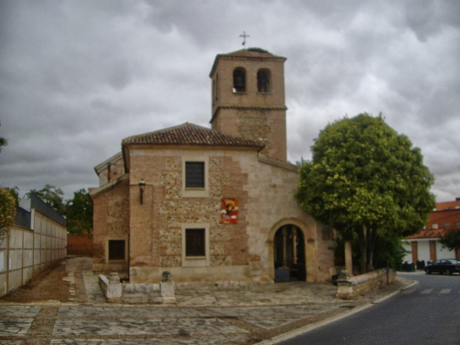 Maneti lugares que disfrutar iglesia de san miguel for Mueble henares azuqueca