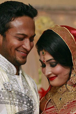 Shakib Al Hasan Wedding Ceremony