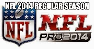 nfl regular season