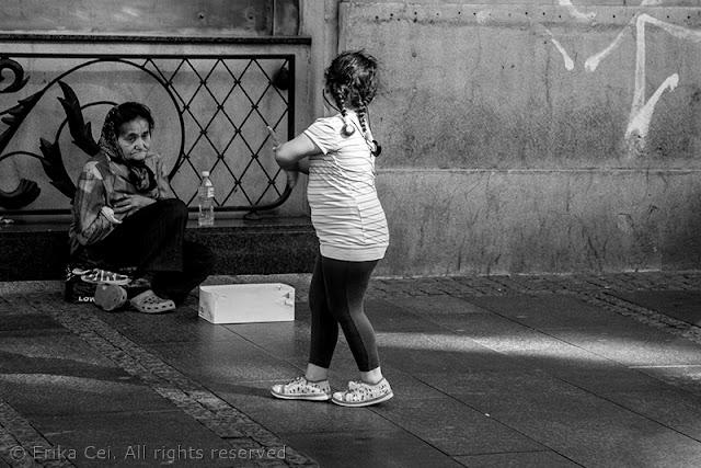 Belgrado mendicante