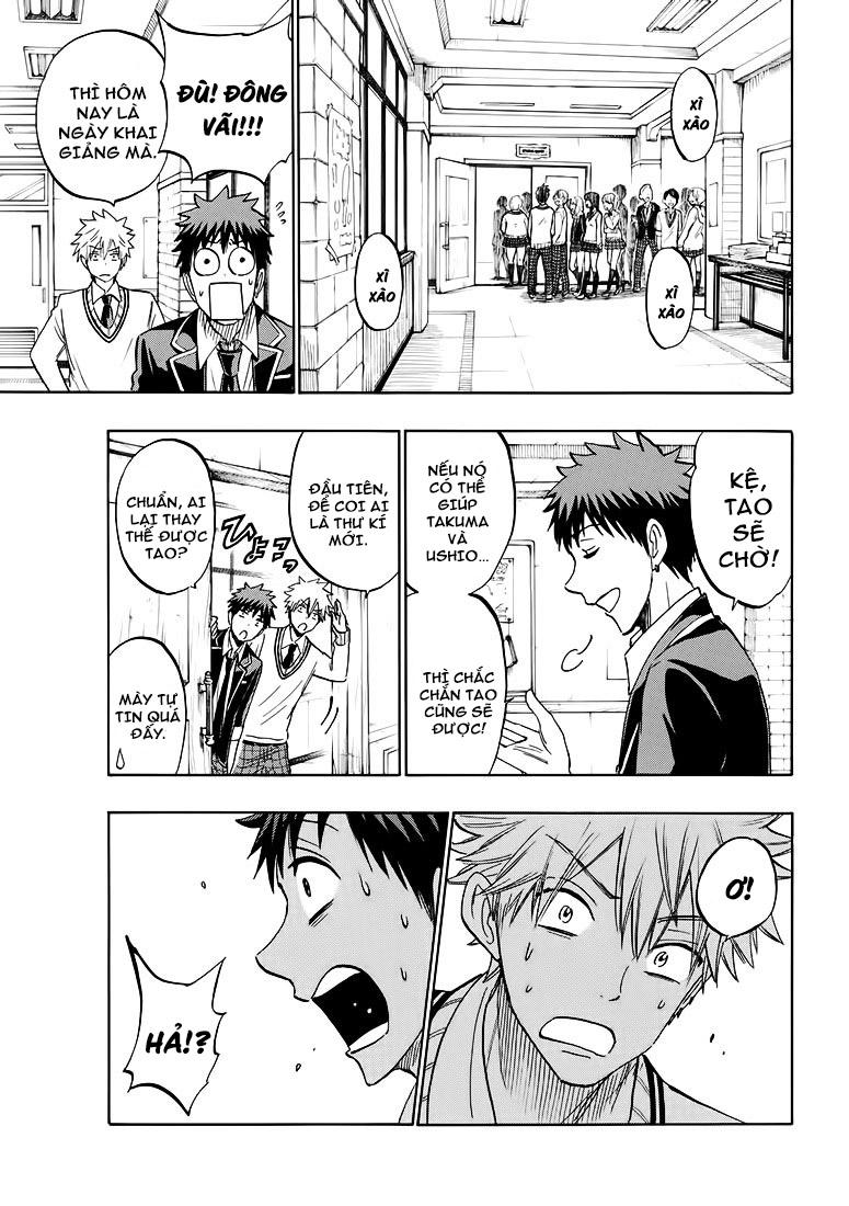 Yamada-kun to 7-nin no majo chap 187 page 16 - IZTruyenTranh.com
