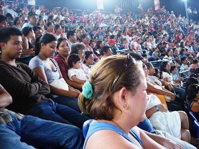 FIESTA EN EL MAR IRTRA PETAPA GUATEMALA