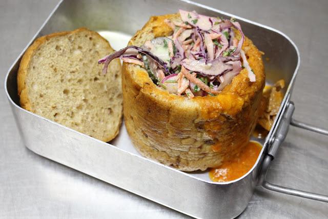 Bunnychow - South African street food in Soho - London restaurants