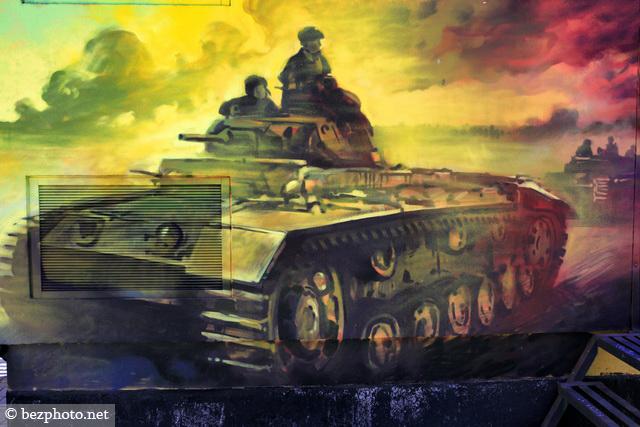 граффити день победы