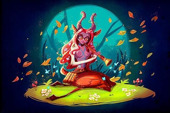 Ilustración de Michel Verdu