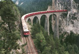 rail times