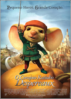 wq4 Download   O Corajoso Ratinho Despereaux   DVDRip   AVI   Dual Áudio