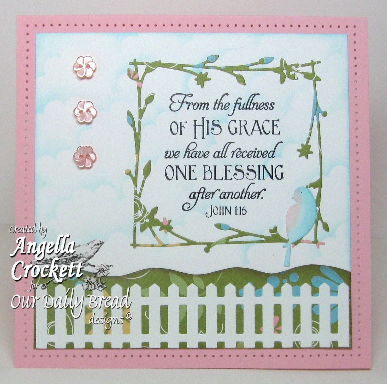 Body Mind Spirit And Stamps Baby Shower Card And Gift For Baby