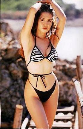 selebritis artis hot koleksi foto seksi areeya nongluk model cantik thai hot milf