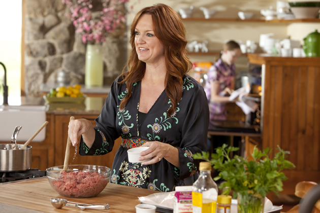 Drummond aka the pioneer woman her new tv show started on food network
