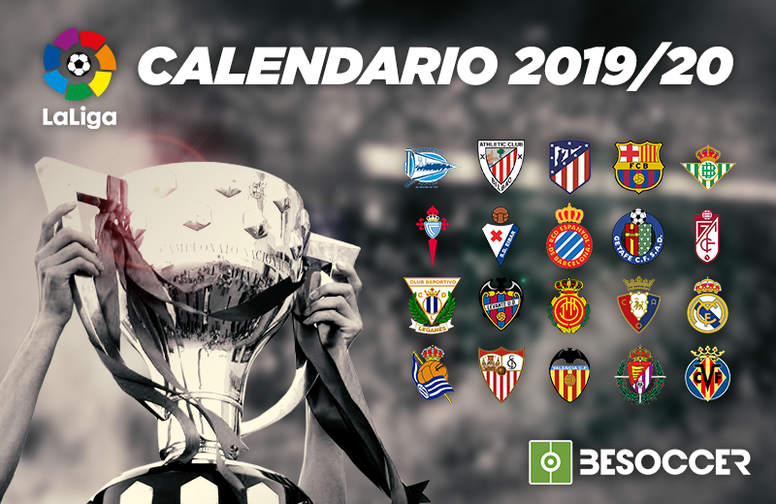 Liga Santander y Liga 1 2 3