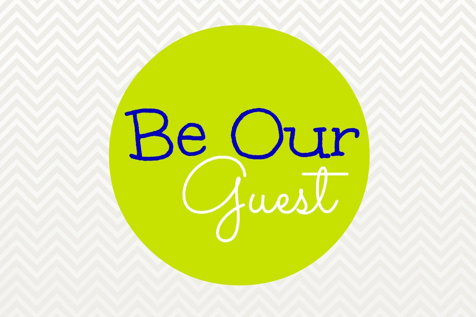 Free printable guest room art | Meet the B's