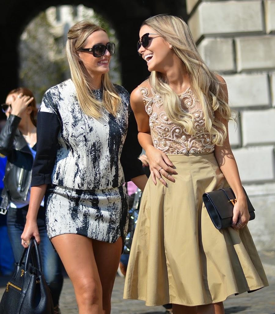 looks, london fashion week, lfw, street style lfw, lfw ss15, maryling, folli follie