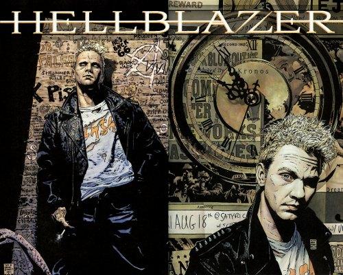 John Constantine. Hellblazer [CBR | Español | 2.75 GB]